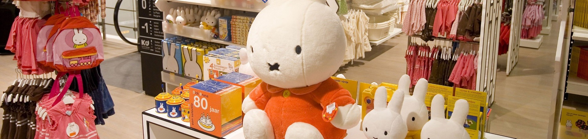 Miffy is a global children's brand