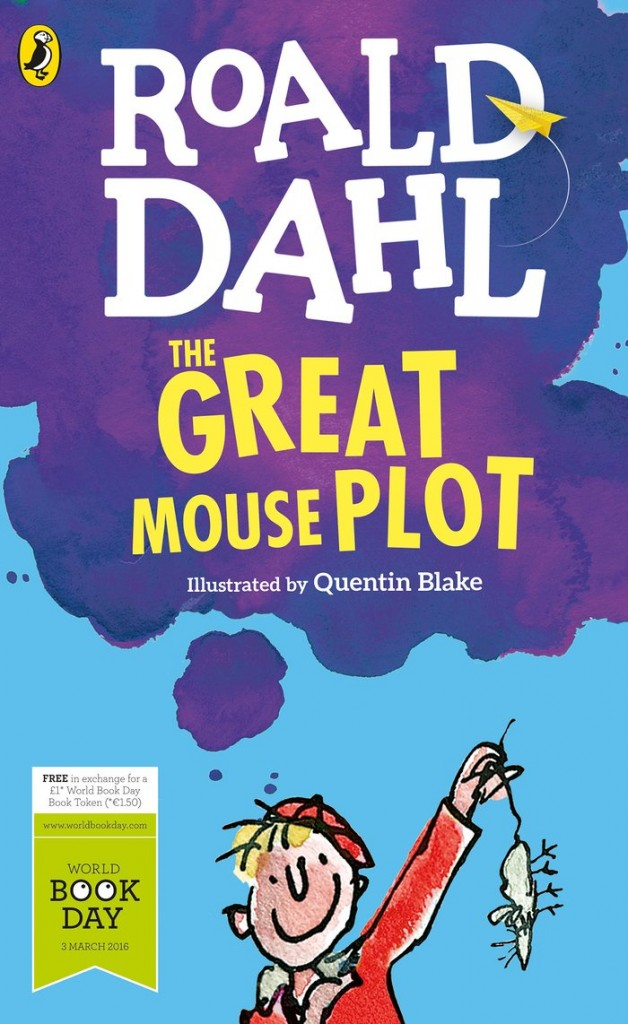 Great Mouse Plot By Roald Dahl Hits No 1 Spot In Book Chart