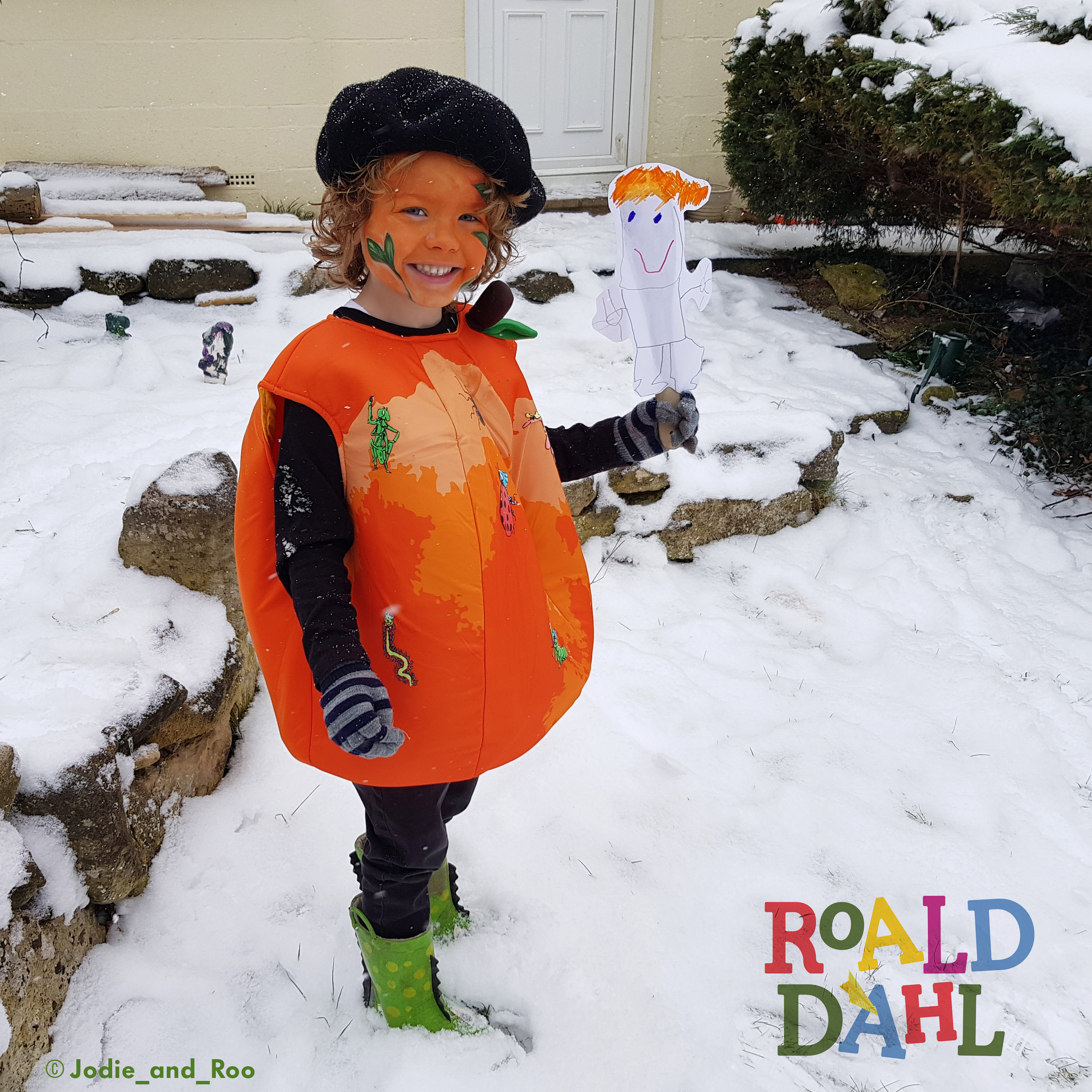 Roald Dahl celebrates biggest World Book Day ever!