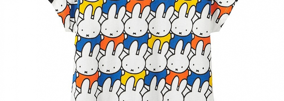 Uniqlo Launches New Miffy Tee Collection