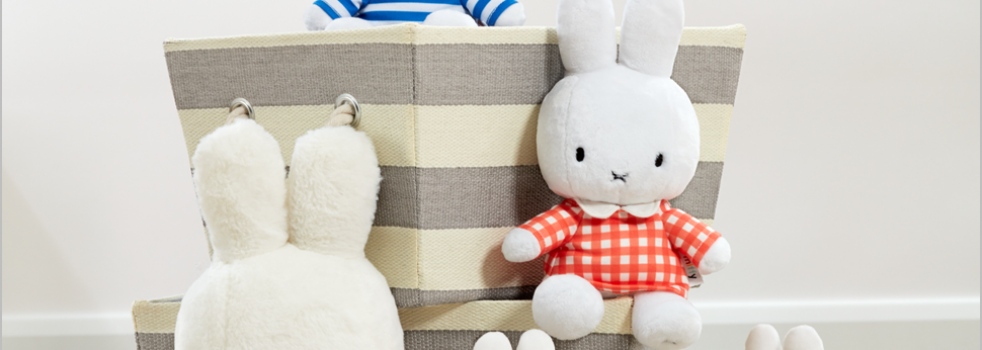 Miffy hops into 2018 with a host of new gifts and toys