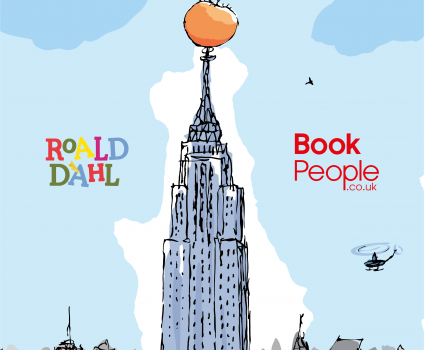 The Roald Dahl Story Company and Book People announce two-year licensing partnership