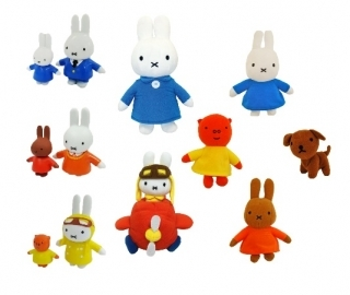 Miffy's Adventures revs up with toy and app launch